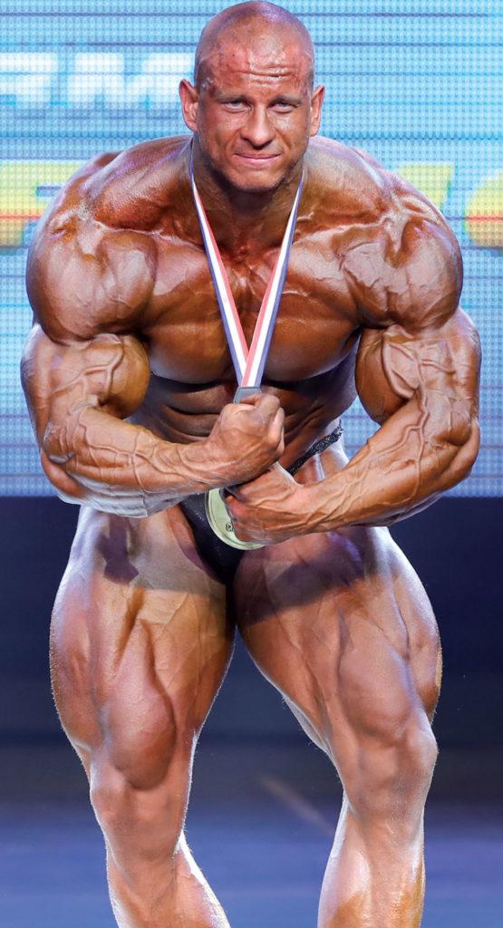 Znalezione obrazy dla zapytania michał krizanek bodybuilder