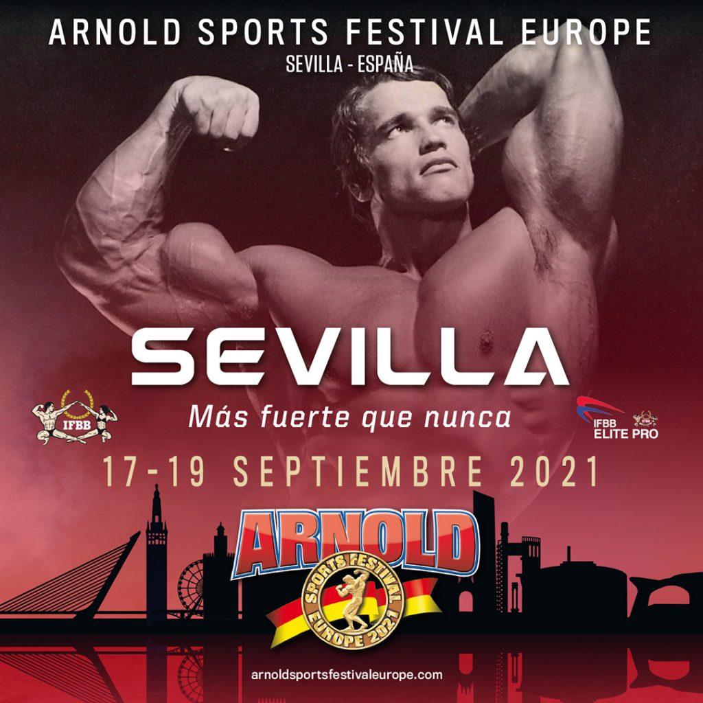 Arnold Classic Europe IFBB Elite PRO 2021 - Previa Culturismo PRO